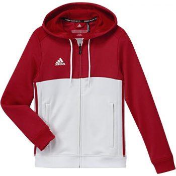 Comprar Adidas T16 Hoody Juventud rojo OFERTAS DE VENTA para 25.70