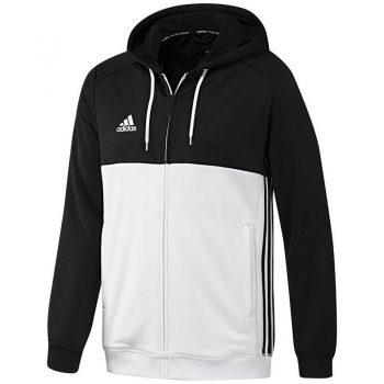 Comprar Adidas T16 Hoody hombres negro OFERTAS DE VENTA para 32.95