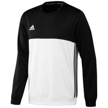 Comprar Adidas T16 Crew Sweat hombres negro OFERTAS DE VENTA para 27.80