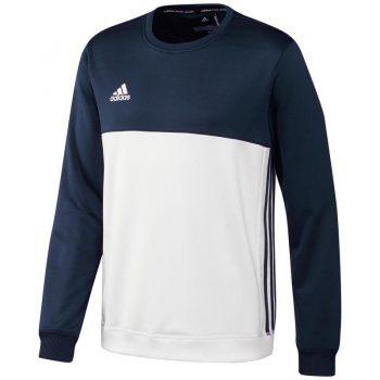 Comprar Adidas T16 Crew Sweat hombres azul marino para 27.80