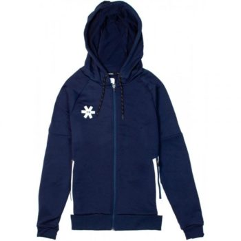 Comprar Osaka Mujer Training Zip Hoodie - azul marino para 56.60