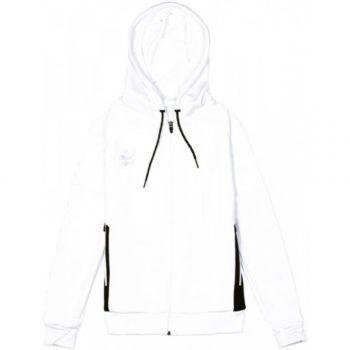 Comprar Osaka Mujer Training Zip Hoodie - blanco para 56.60