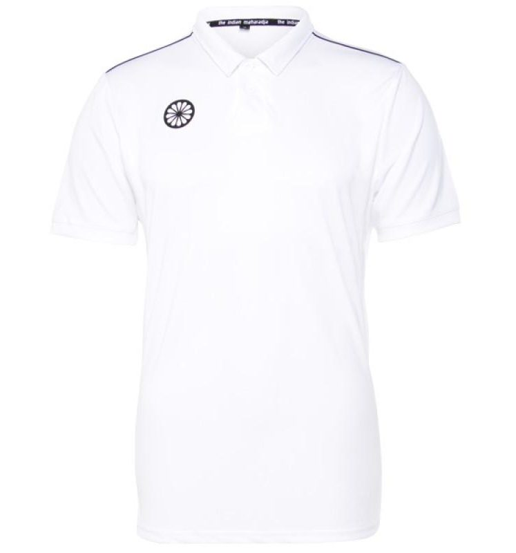 Comprar The Indian Maharadja Chico's Tech Polo camisa IM - blanco para 26.30
