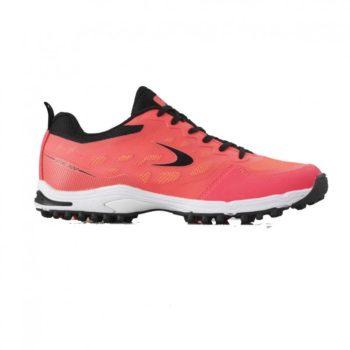 Comprar Dita STBL 500 Fluo-rojo/negro zapatos de hockey para 52.50