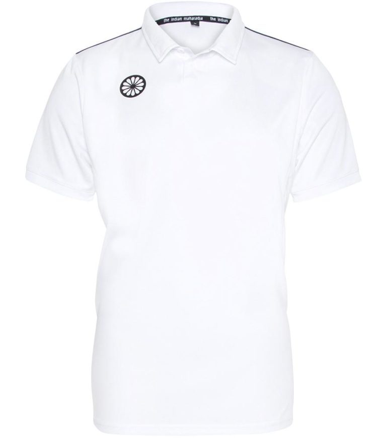 Comprar The Indian Maharadja Chico's Tech Polo camisa IM - blanco para 24.70